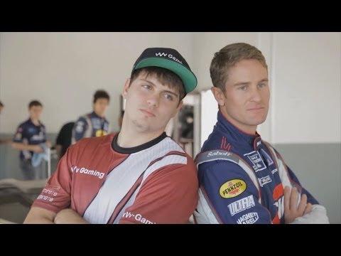 Forza 5 - Pro Racer vs Pro Gamer - Player vs Gamer - Episode 3