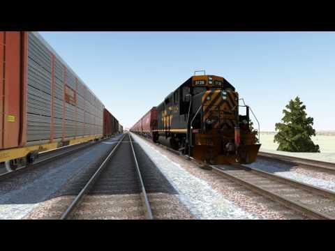 Run8 Quick Tutorial 1 - Get a Train Moving