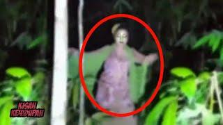 Download Penampakan Nyi Ronggeng..! 4 Video Hantu Terjelas dan Menakutkan