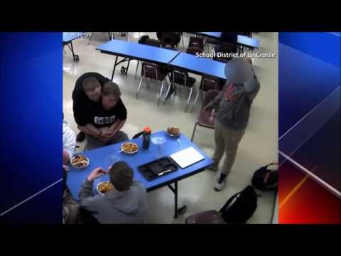 Wisconsin high schooler saves classmate from choking by using Heimlich maneuver