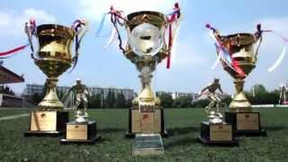 """Видео приглашение на турнир """"Kyrgyz Union Cup"""" по футболу."""