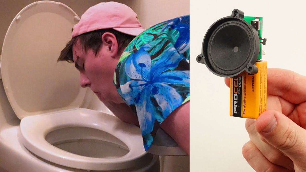 This Gadget Will Make You Throw Up Youtube