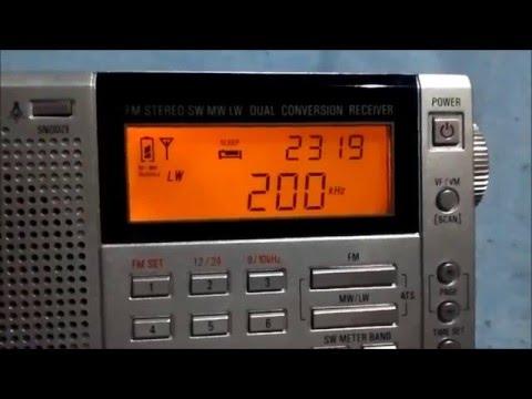 Rádio Paiquerê - 200 kHz (Ondas Longas) - Londrina/PR