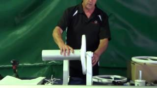 Australis Pool Covers - Pool Cover Roller Assembly
