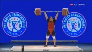 2015 World Weightlifting Championships. men +105kg \ Чемпионат мира мужчины свыше 105кг