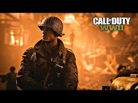 Let's Play Call Of Duty WW2 Multiplayer #1 - TDM & Free For All | PS4 Pro Gameplay