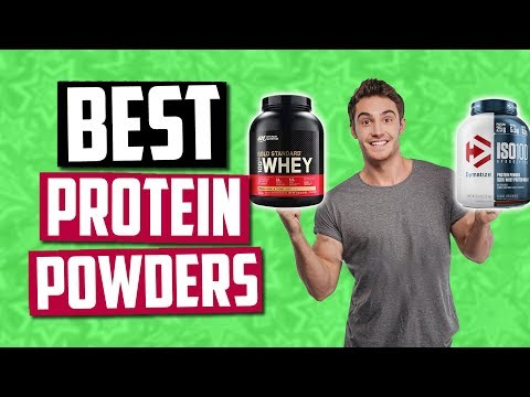 Best Protein Powders in 2020 [Top 5 PIcks]