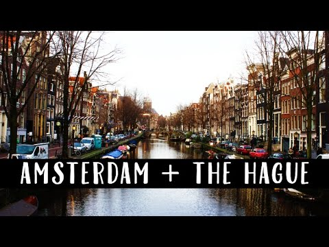EUROTRIP | Amsterdam + The Hague