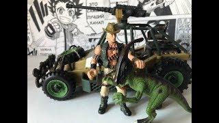 Игрушки 90х / Dino Quest (Выпуск #10)