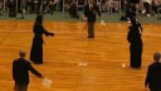 古川和男教士 対 船津晋司教士 - Furukawa vs. Funatsu