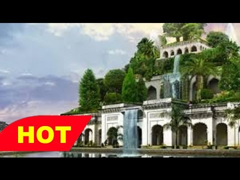 Secrets Of Ancient Hanging Gardens of Babylon   Ancient Mysteries Documentary