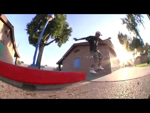 Dre Young 'Marked For Slaughter' Part | Arizona Street Skateboarding