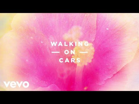 Walking On Cars - Waiting On The Corner (Visualiser)