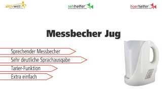 Produktvideo zu Sprechender Messbecher Jug