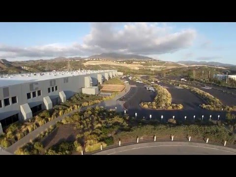 Oakley Headquarters and RC Track Flyover
