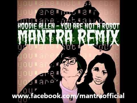 Hoodie allen your not a robot