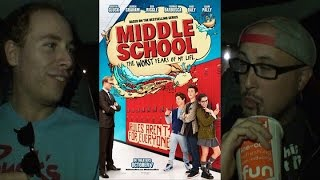 Midnight Screenings - Middle School: The Worst Years of My Life  w/ Mathew Buck!