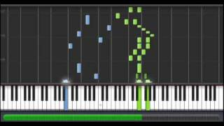 (How to Play) Wolfgang Amadeus Mozart - Rondo Alla Turca (The Turkish March) K331 on Piano (100%)