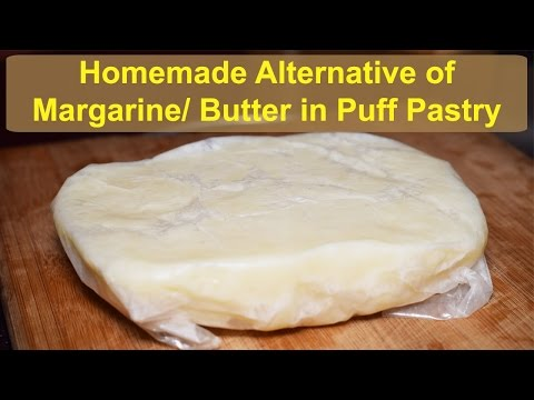 How To Make Puff Pastry With Ghee