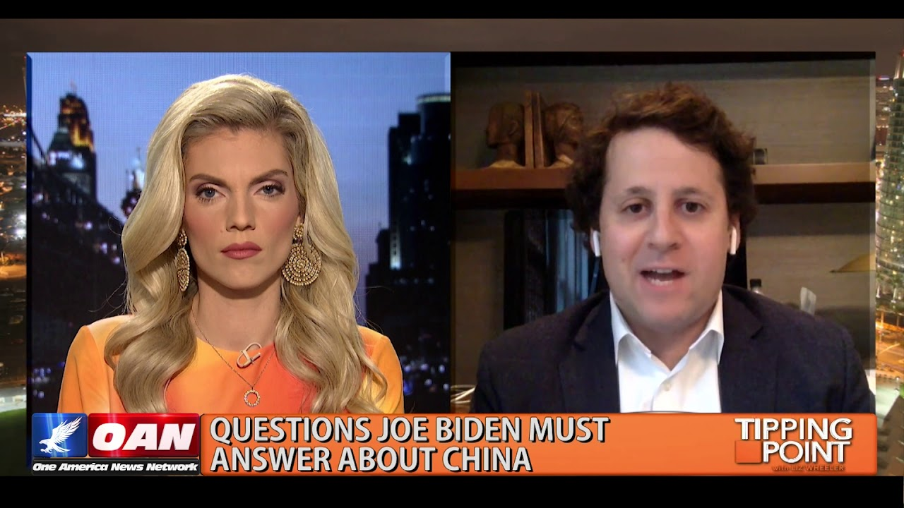 Questions Joe Biden Must Answer About China