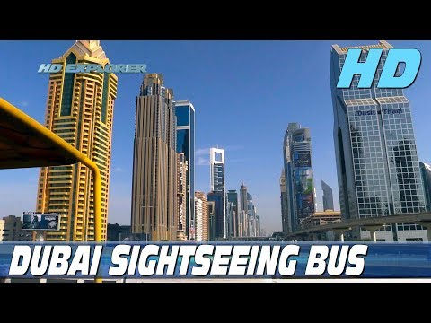 Sightseeing Bus (Dubai - United Arab Emirates)