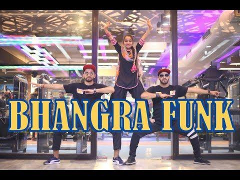 ILLEGAL WEAPON !! Jasmine Sandlas!! Bhangra Funk!! Foxy Kritika, Dipesh Sekhri, Bhushan Singh