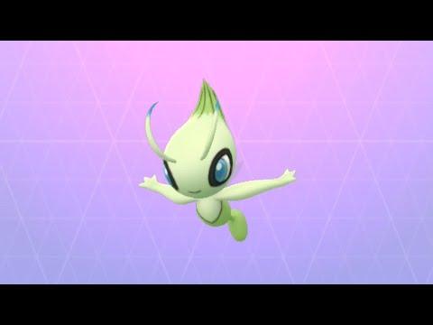 Pokemon Go - Celebi Special Research Quest, Encounter & Catch - Pokemon Go Fest 2018