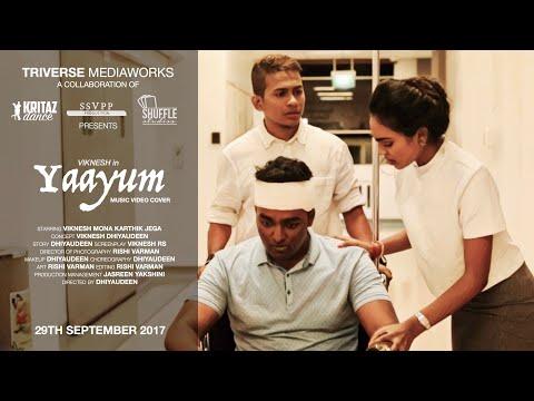 Yaayum - Music Video Cover