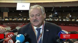 «Լազարևյան ակումբի» նիստին հրավիրել ենք նաև Հայաստանի վարչապետին ու նախագահին. Զատուլին