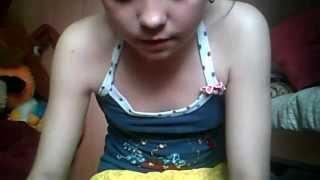 Видео с веб-камеры. Дата: 28 апреля 2014 г., 18:21.