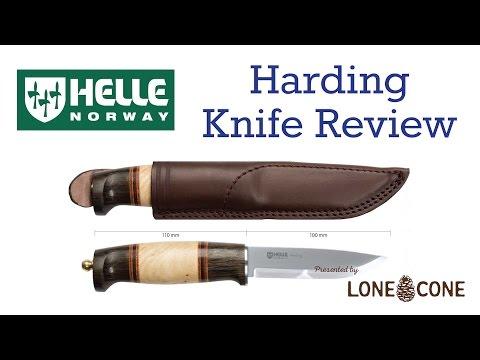 Helle Harding Knife Review