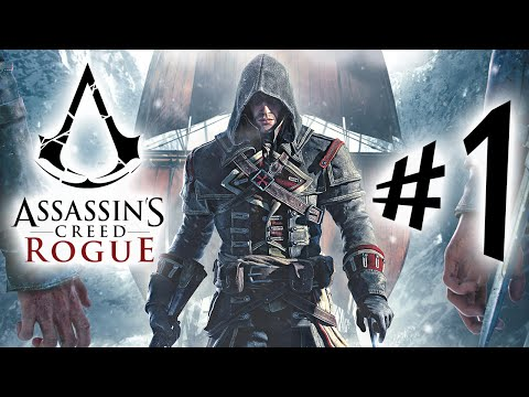 Assassins Creed Rogue. Parte 1. Shay Cormac!  Playstation 3. Playthrough Dublado PT.BR