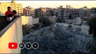 Kiújult az erőszak a Gázai-övezetben