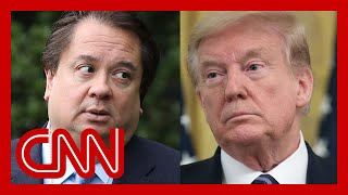 Trump rants against George Conway after new ad airs