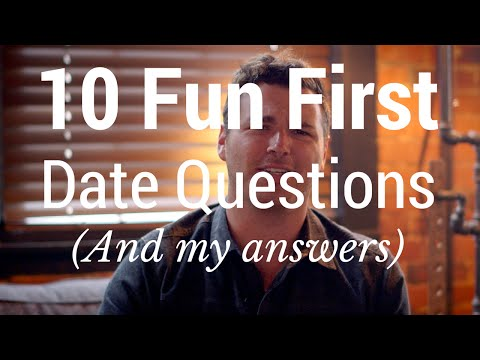 10 Perfect Questions to Ask on a First Date