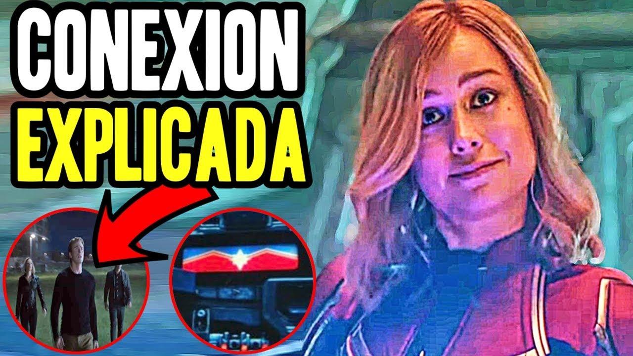 Escenas Post Creditos Capitana Marvel: IMPORTANTE Escena Post Creditos De Capitana Marvel Revela