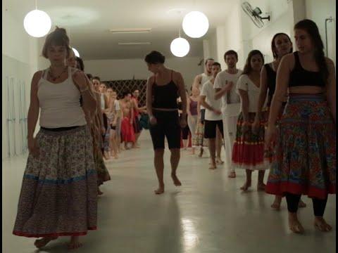 Aulas Da Oficina De Dança Do Maracutaia - 01