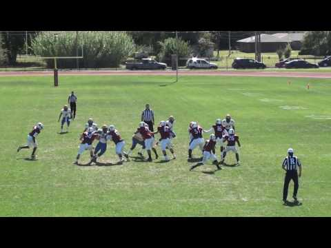 Sterling College vs Bethany College Highlight 10/8/16