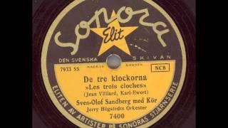 SOS med kör Jerry Högstedts orkester - De tre klockorna