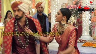 On Location Of TV Serial 39 Ishqbaaz 39 SHIVAAY throws Anika OUT
