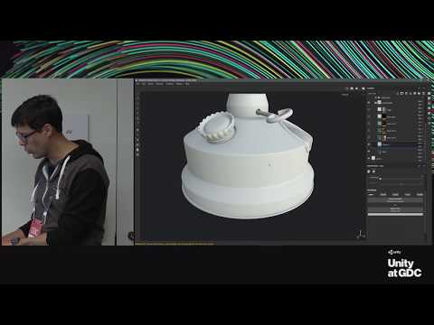 Unity at GDC - Substance in Unity 2018.1: Unleashing PBR materials