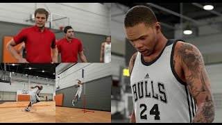 NBA 2K16 PS4 MyCAREER - LIVE PRACTICE! NEW SHOOTING and SPEED DRILLS!! Ep. 26