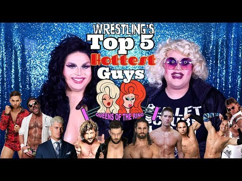 WRESTLING'S TOP 5 HOTTEST GUYS   QUEENS OF THE RING
