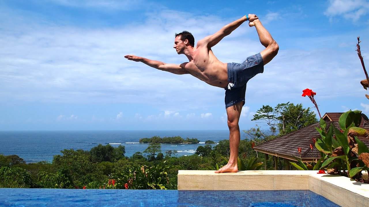 Power Yoga Hour with Rob