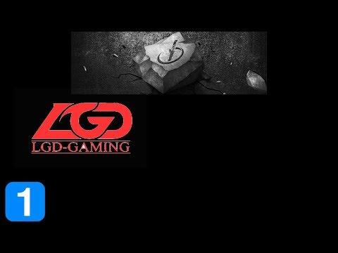 LGD vs Eclipse Game 1 Perfect World Masters Highlights Dota 2