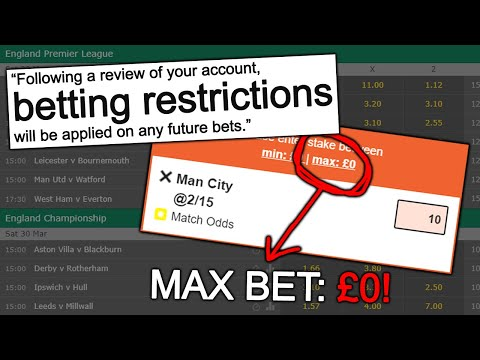 BANNED FROM BETTING! How I Beat ALL The Bookies