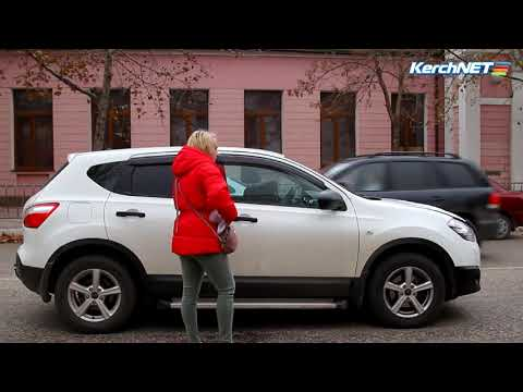 kerchnettv: На Кирова столкнулись автомобили: пострадавшую девушку госпитализировали
