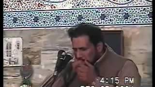 Massaib  Bibi Rubab s a Ki Shahadat By Zakir Syed Riaz Hussain Ratowal