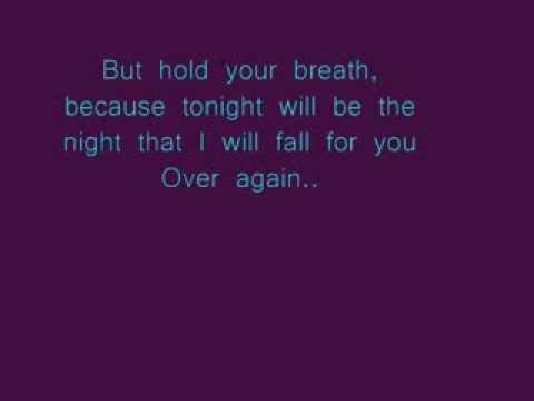 Secondhand serenade - Fall For You Lyrics