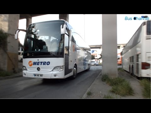 Mercedes Benz Travego SHD 17 Metro Suit | 1080p